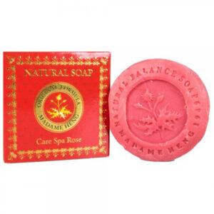 Madam heng Care Spa Rose soap, Натуральное СПА-мыло с розой, 150 мл