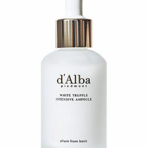 D'Alba White truffle Intensive Apoule, Антивозрастная сыворотка для лица с белым трюфелем, 50 мл