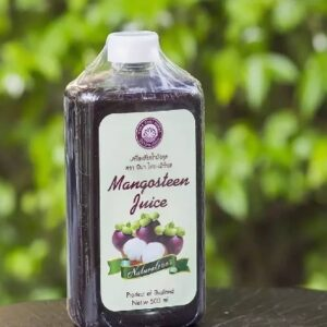Mangosteen  Juice, Сок Мангостина, 500 мл (Пластик)