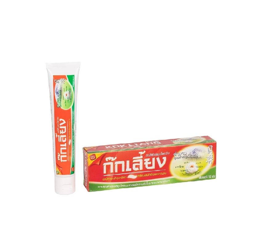 Kokliang Зубная паста 10 трав, 40 гр