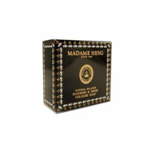 Madam heng Florish&Shine Cologhe Soap, Натуральное мыло с магнолией и черной смородиной, 150 гр
