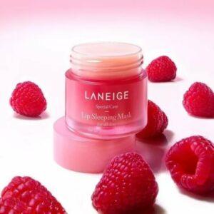 Laneige Lip Sleeping Mask (Berry), Ночная маска для губ с ягодами, 20 гр