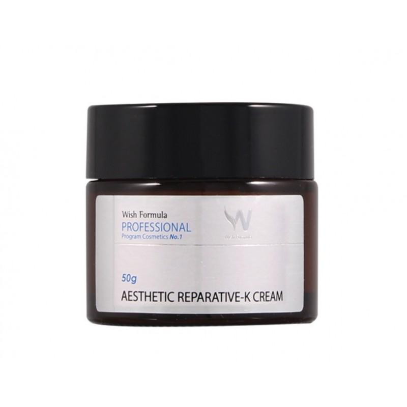 Wish Formula K- Cream (H), Успокаивающий регенерирующий крем , 50 гр