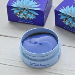 Petitfee Agave Cooling Eye Patch, Гидрогелевые патчи с агавой, 60 шт