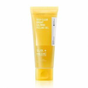 Sur Medic Deep Clear Calming Peeleng Gel, Успокаивающий пилинг-гель для чувствительной кожи, 120 мл