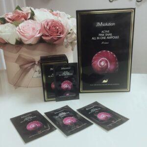 Jmsolution Миниатюра сыворотки розовая улитка, упаковка 1 шт