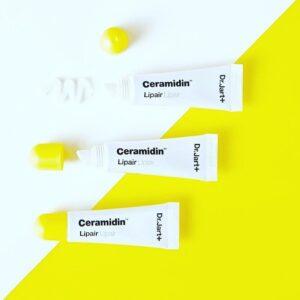 Dr.Jart Ceramidin Lipair,Бальзам для губ с керамидами