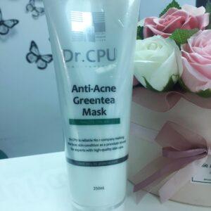 Dr.CPU Anti-Acne Green Tea Mask Маска для лица против акне с зеленым чаем, 250 мл