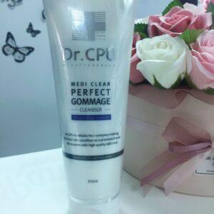 Dr.CPU Gommage Cream Крем-гоммаж для поверхностного пилинга кожи, 250 мл