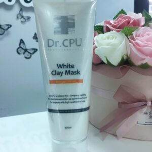 Dr.CPU White Clay Mask Витаминная маска на основе белой глины, 250 мл
