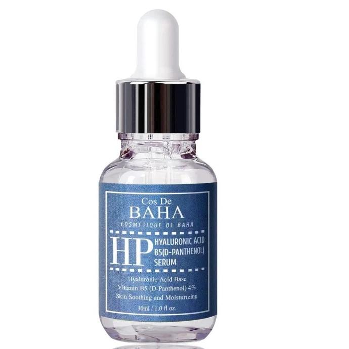 Cos De BAHA Hyaluronic ACID B5 serum, Сыворотка с гиалуроновой кислотой и витамином В5, 30 мл