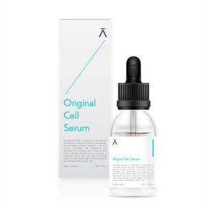 Dermabell Original Cell Serum, Антивозрастная сыворотка на основе растительных стволовых клеток, 50 мл