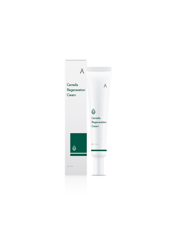 Dermabell Centella Regeneration Cream, Регенерирующий крем на основе центеллы  и мадекассоида, 40 мл