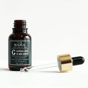 Cose De BAHA Glycolic Acid 10 AHA Serum, Сыворотка с гликолевой кислотой, 10%, 30 мл