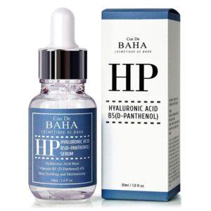 Cose De BAHA Hyaluronic ACID B5 serum, Сыворотка с гиалуроновой кислотой и витамином В5, 30 мл