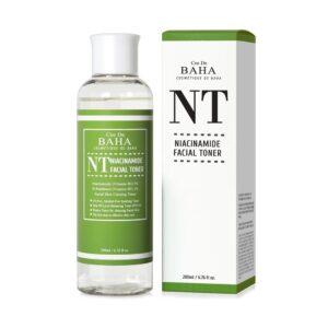 Cos De BAHA NT Niacinamide Toner, Тонер для лица с ниацинамидом, 200 мл