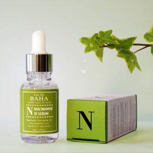 Cose De BAHA Niacinamid, Сыворотка с ниацинамидом, 10%. 30 мл