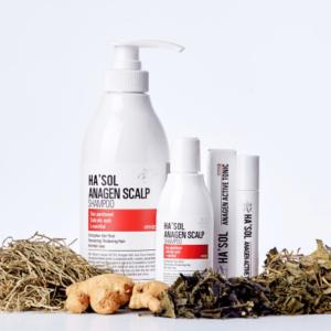 Ha'sol Anagen Scalp Shampoo, Шампунь против выпадения волос, 100 мл