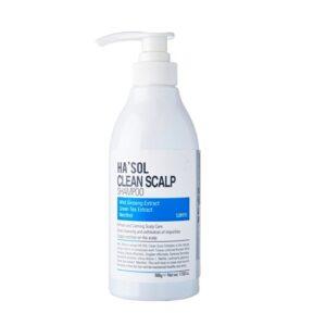 HA'SOL Clean Scalp Shampoo, Шампунь для кожи головы, 500 мл