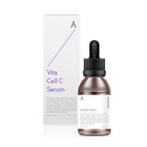 Dermabell Vita Cell C-Serum, витаминная сыворотка на основе растительных стволовых клеток, 50 мл