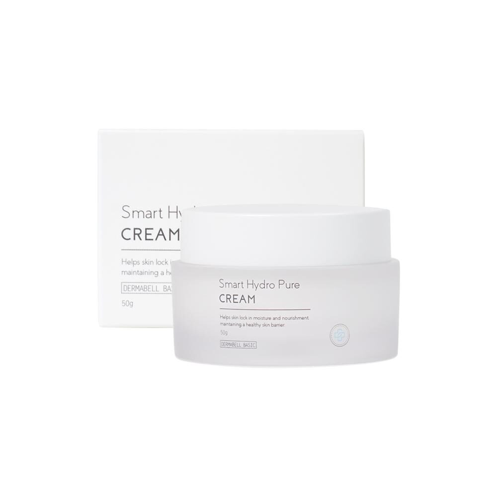 Dermabell Basic Smart Hydro Pure Cream, Гиалуроновый крем-активатор для гидратации кожи