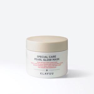 Klavuu Special Care Pearl Glow Mask, Жемчужная антивозрастная маска для сияния кожи, 100 мл