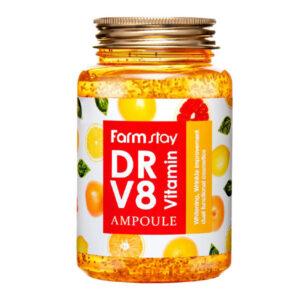 Farm Stay Vitamin Ampoule, Витаминная ампула, 250 мл