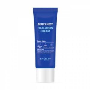 Trimay Bird's Nest Hyaluronic Cream, Крем для лица с ласточкиным гнездом, 50 мл