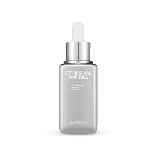 Swanicoco EGF Original Pure Ampoule, Интенсивная пептидно-восстанавливающая ампула, 30 мл