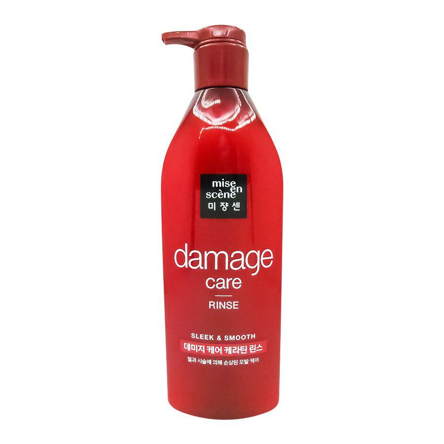 Mise en Scene Damage Care Conditioner, Кондиционер для поврежденных волос, 530 мл