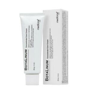 Meditime Botalinum Concentrate Care Cream, Антивозрастной крем для лица с ботулопептидом, 50 мл