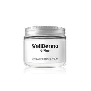 Wellderma G Plus Embellish Essence Cream, Увлажняющий крем для чувствительной кожи, 50мл