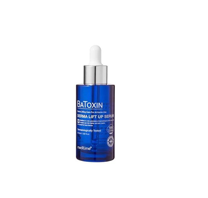 Meditime Batoxin Derma Lift Up Serum, Лифтинг-сыворотка с пептидами и производными ботулотоксина, 50 мл