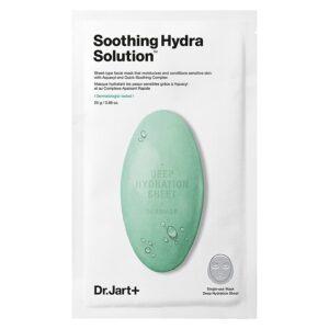 Dr.Jart+ Dermask Water Jet Soothing Hydra Solution, Успокаивающая тканевая маска