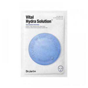 Dr.Jart+ Vital Hydra Solution, Интенсивная увлажняющая тканевая маска с гиалуроновой кислотой