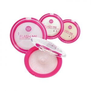Cathy Doll, Flash me Baked Lighting Powder №1 Aura Lights, Хайлайтер