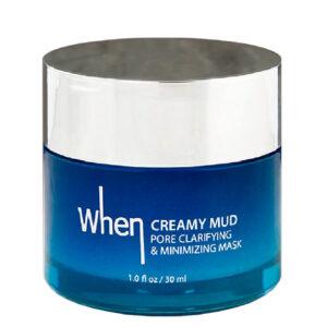 When Creamy Mud Pore Clarifying & Minimizing Mask, Очищающая маска для лиа на основе амазонской глины, 100 мл