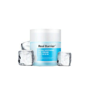 Real Barrier Aqua Soothing Gel Cream, Успокаивающий гель-крем для лица, 50 мл