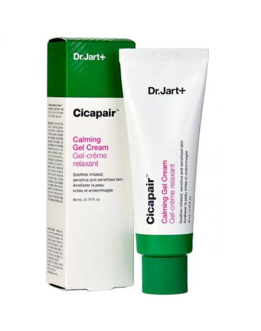 Dr.Jart Cicapair Calming Gel Cream, Успокаивающий регенерирующий крем с центеллой, 80 мл
