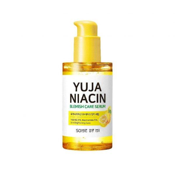 Some by Mi Yuja Niacin Serum, Витаминная сыворотка для лица с экстрактом юдзу, 50 мл