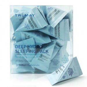 Trimay Deep Hydro Sleeping Pack, Увлажняющая ночная маска, 1 шт