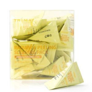 Trimay Radiance Peeling Sleeping Pack, Ночная маска для борьбы с пигментом, 1 шт