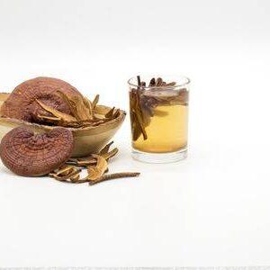 Чай линчжи (сухой гриб линчжи), 35 гр