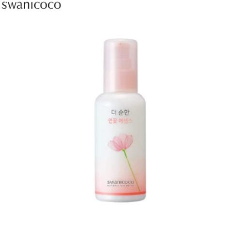 Swanicoco More Mild Lotus Essence, Эссенция для чувствительной кожи на основе экстракта лотоса, 100 мл
