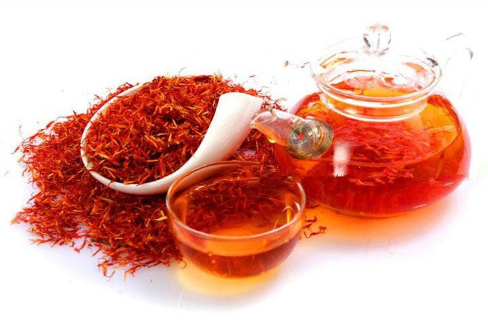 Safflower tea, Сафлоровый чай, 30 гр.
