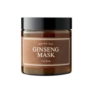 I'm From Ginseng Mask, Антивозрастная маска с женьшенем, 120 гр