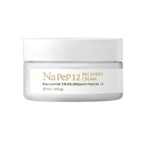 NA Pep 12 Recovery Cream, Крем на основе 12 видов пептидов и ниацинамида, 30 мл