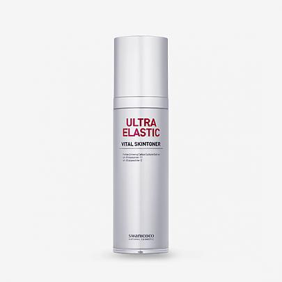 Swanicoco Ultra Elastic Vital Toner, Пептидный тонер для эластичности кожи, 120 мл