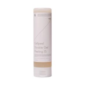Dermabell Cellpeel Double Gel Peeling 15, Пилинговый гель для лица с АНА-кислотой 15%, 250 гр
