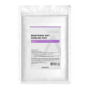 Dermabell Basic Radians Soft Modeling Pack, Альгинатная маска для сияния кожи (Проф.уход), 400гр
